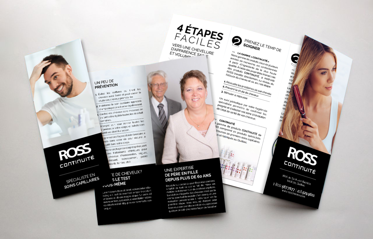 SalonROSS-Brochure